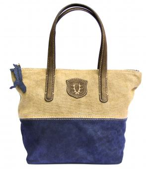 """Pembridge's Little Sister"" Handtasche Blau"