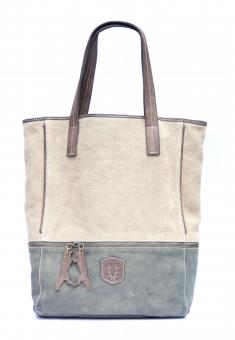 """Pembridge"" Shopper Grün"