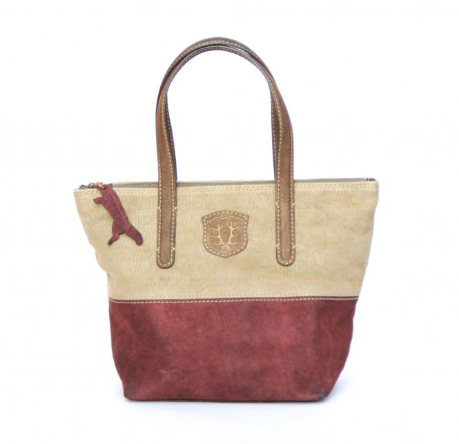 """Pembridge's Little Sister"" Handtasche Rot"