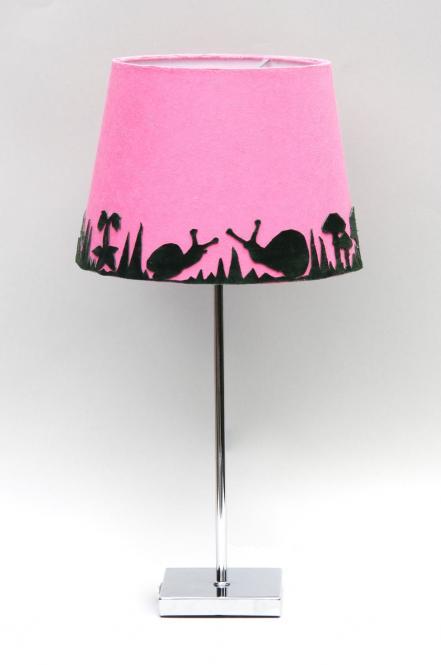 """""""Garden Beam"""" Lampe Grün/Rosa"""