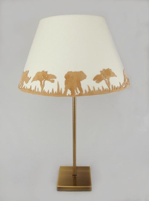 """Safari Sun"" Lampe"